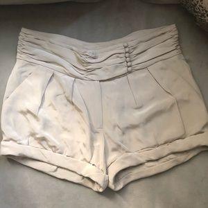 Elizabeth and James silk shorts 2